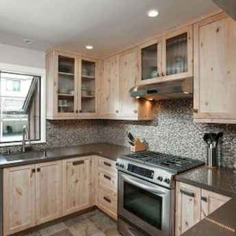 100 Supreme Oak Kitchen Cabinets Ideas Decoration For Farmhouse Style (21)