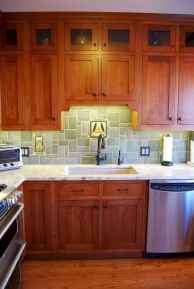 100 Supreme Oak Kitchen Cabinets Ideas Decoration For Farmhouse Style (29)