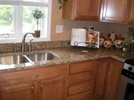 100 Supreme Oak Kitchen Cabinets Ideas Decoration For Farmhouse Style (31)