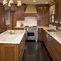 100 Supreme Oak Kitchen Cabinets Ideas Decoration For Farmhouse Style (32)