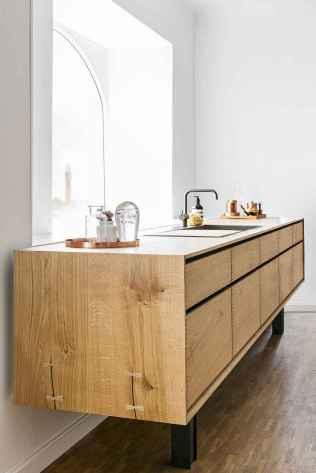 100 Supreme Oak Kitchen Cabinets Ideas Decoration For Farmhouse Style (40)