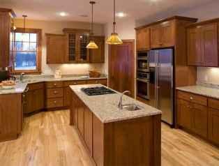 100 Supreme Oak Kitchen Cabinets Ideas Decoration For Farmhouse Style (41)