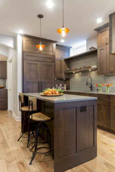 100 Supreme Oak Kitchen Cabinets Ideas Decoration For Farmhouse Style (83)
