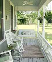 110 Beautiful Farmhouse Porch Decor Ideas (27)
