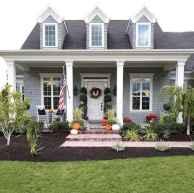 110 Beautiful Farmhouse Porch Decor Ideas (37)