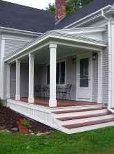 110 Beautiful Farmhouse Porch Decor Ideas (51)
