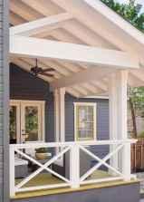 110 Beautiful Farmhouse Porch Decor Ideas (59)