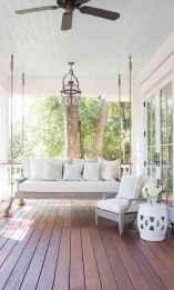110 Beautiful Farmhouse Porch Decor Ideas (69)