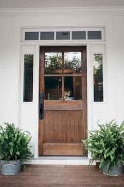 110 Beautiful Farmhouse Porch Decor Ideas (88)