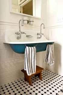 110 Fabulous Farmhouse Bathroom Decor Ideas (5)