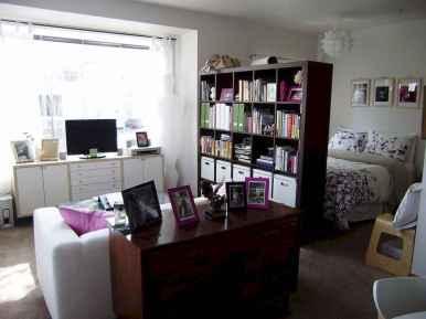 65 Brilliant Studio Apartment Decorating Ideas (13)