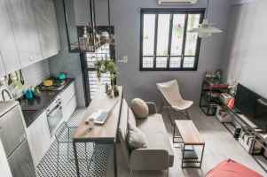 65 Brilliant Studio Apartment Decorating Ideas (4)