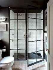 80 Cool Farmhouse Tile Shower Ideas Remodel (34)