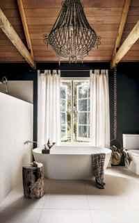 90 Awesome Lamp For Farmhouse Bathroom Lighting Ideas (108)