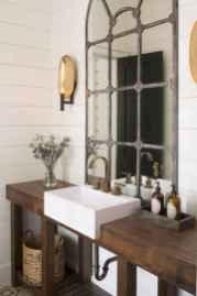 90 Awesome Lamp For Farmhouse Bathroom Lighting Ideas (94)