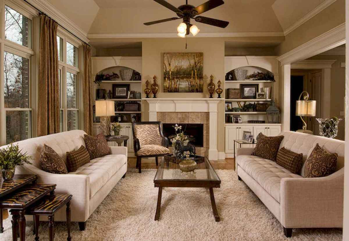 20 Traditional Living Room Decor Ideas (19)