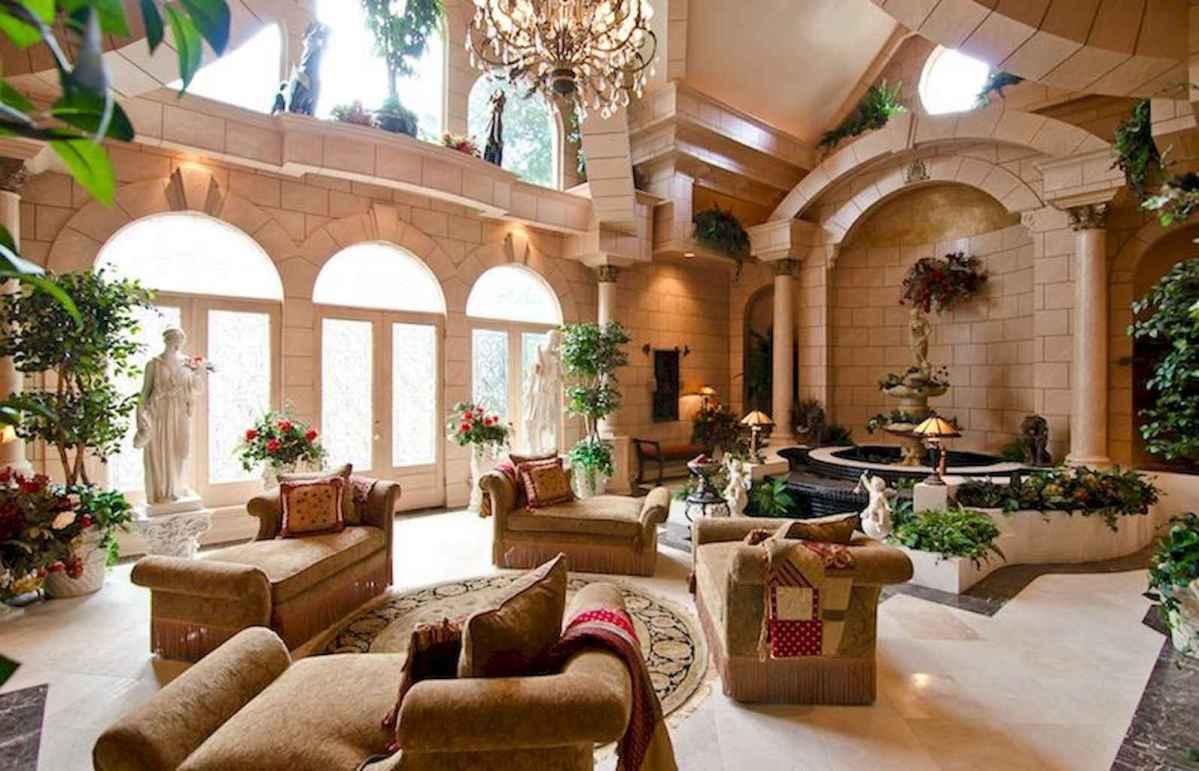 glamorous mediterranean style living room decor | 25 Mediterranean Living Room Decor Ideas (14) - CoachDecor.com