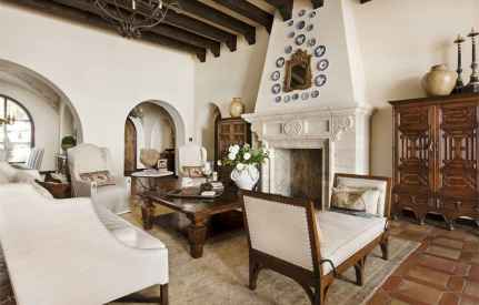 25 Mediterranean Living Room Decor Ideas (8)