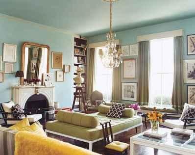 25 Mid Century Living Room Decor Ideas (15)