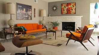 25 Mid Century Living Room Decor Ideas (8)