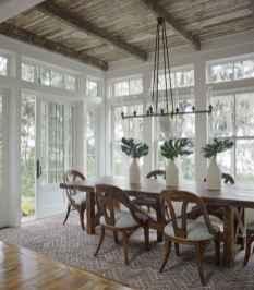 35 Best Farmhouse Sunroom Decor Ideas and Remodel (4)