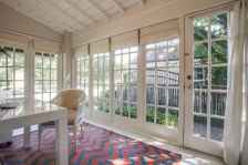 35 Best Farmhouse Sunroom Decor Ideas and Remodel (5)