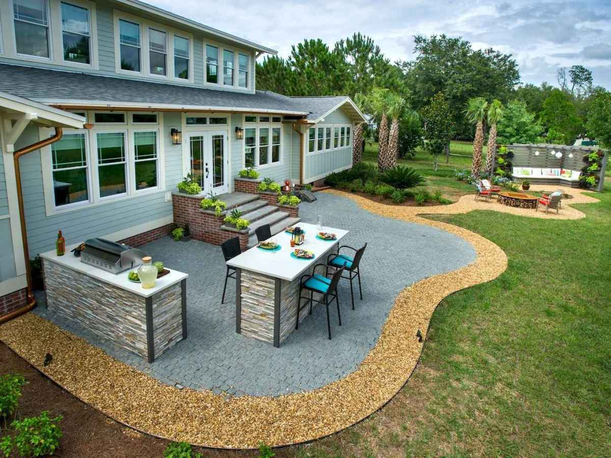 35 Stunning Backyard Design Ideas and Makeover on a Budget (24)