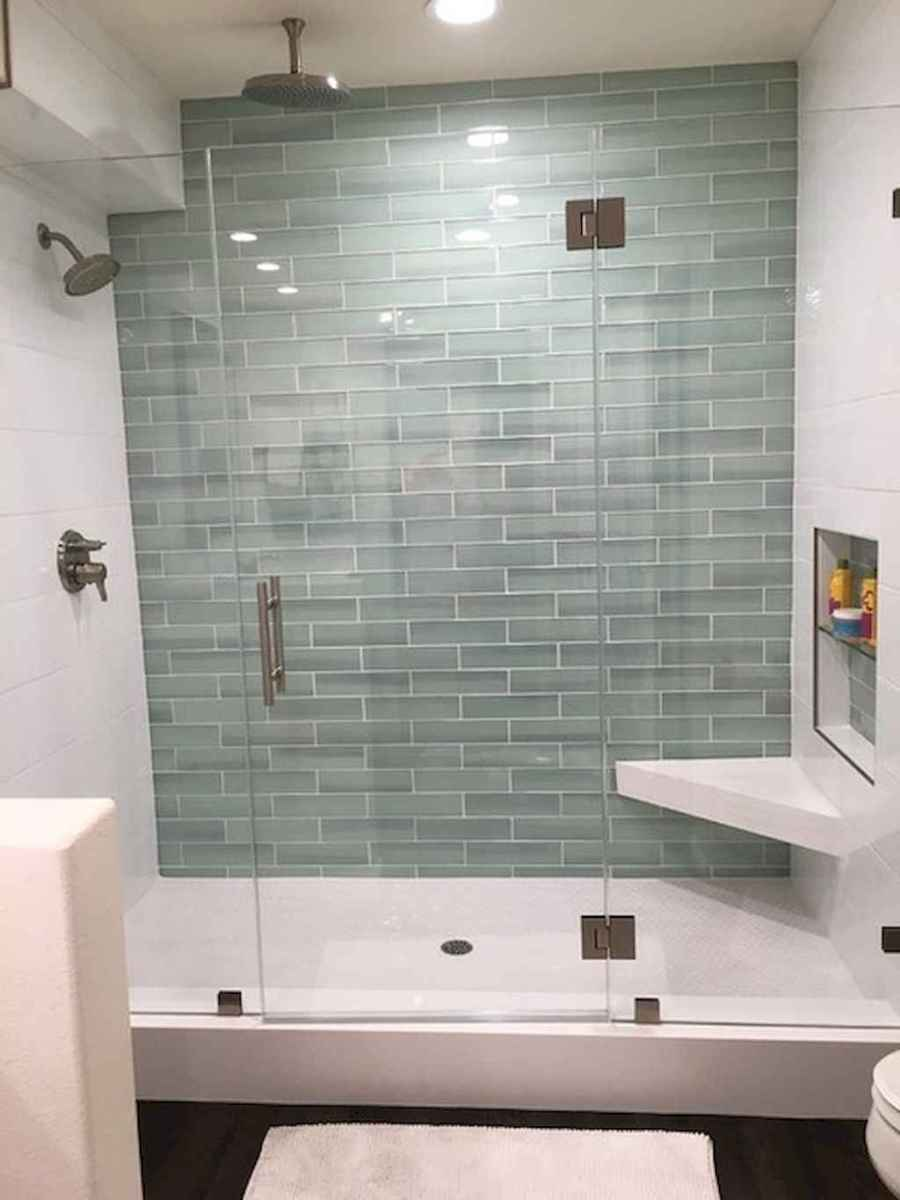 40 Beautiful Bathroom Shower Tile Design Ideas and Makeover (17)