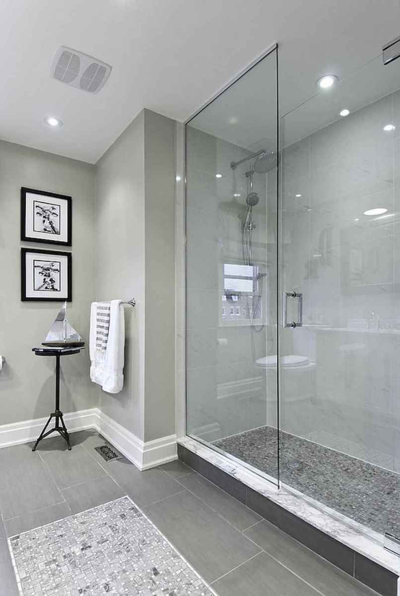 40 Beautiful Bathroom Shower Tile Design Ideas and Makeover (22)