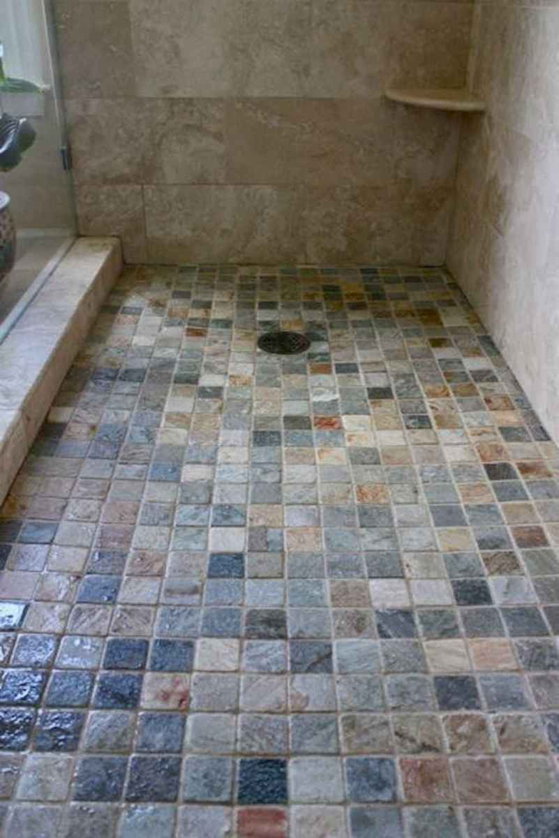 40 Beautiful Bathroom Shower Tile Design Ideas and Makeover (33)