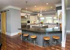 45 Modern Farmhouse Kitchen Cabinets Decor Ideas and Makeover (32)