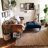 50 Best Rustic Apartment Living Room Decor Ideas and Makeover (15)