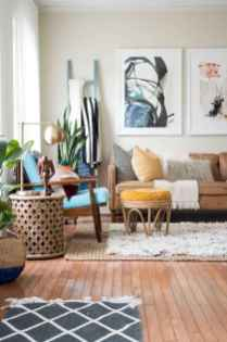 50 Best Rustic Apartment Living Room Decor Ideas and Makeover (44)