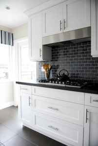 50 Cool Apartment Kitchen Rental Decor Ideas and Makeover (12)