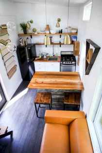 50 Cool Apartment Kitchen Rental Decor Ideas and Makeover (16)