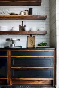 50 Cool Apartment Kitchen Rental Decor Ideas and Makeover (23)