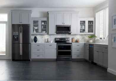 50 Cool Apartment Kitchen Rental Decor Ideas and Makeover (5)