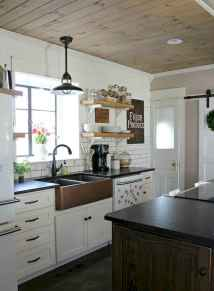 50 Cool Apartment Kitchen Rental Decor Ideas and Makeover (51)