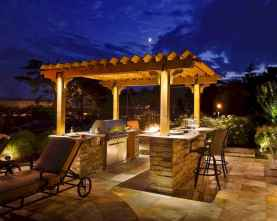 55 Beautiful Backyard Lighting Decor Ideas and Remodel (22)