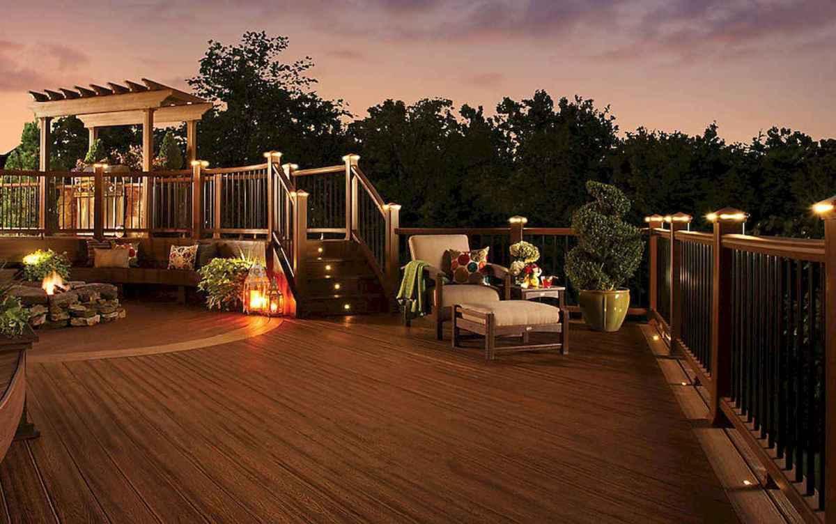 55 Beautiful Backyard Lighting Decor Ideas and Remodel (23)