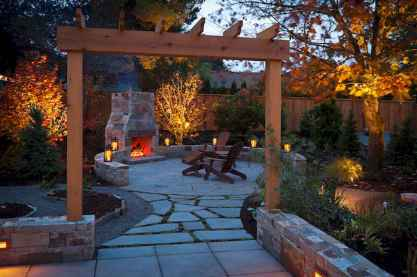 55 Beautiful Backyard Lighting Decor Ideas and Remodel (32)
