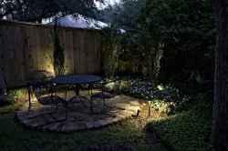 55 Beautiful Backyard Lighting Decor Ideas and Remodel (35)