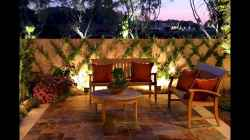 55 Beautiful Backyard Lighting Decor Ideas and Remodel (36)