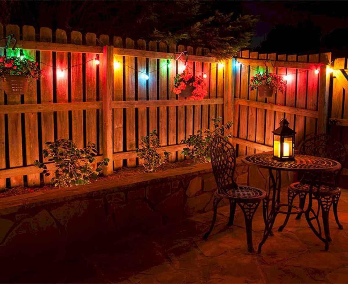 55 Beautiful Backyard Lighting Decor Ideas and Remodel (37)