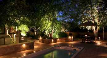 55 Beautiful Backyard Lighting Decor Ideas and Remodel (38)