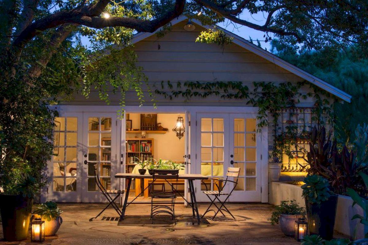 55 Beautiful Backyard Lighting Decor Ideas and Remodel (4)