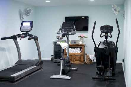 60 Cool Home Gym Ideas Decoration on a Budget for Small Room (30)