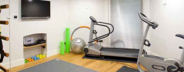 60 Cool Home Gym Ideas Decoration on a Budget for Small Room (34)