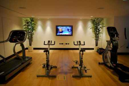 60 Cool Home Gym Ideas Decoration on a Budget for Small Room (35)