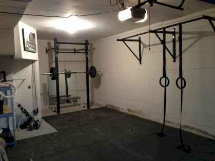 60 Cool Home Gym Ideas Decoration on a Budget for Small Room (41)